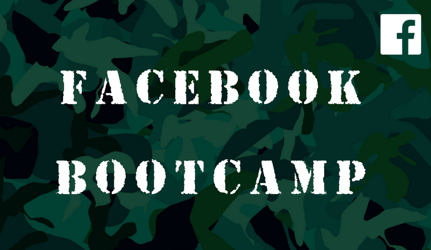 Facebook Bootcamp for Very Busy Small Business Owners