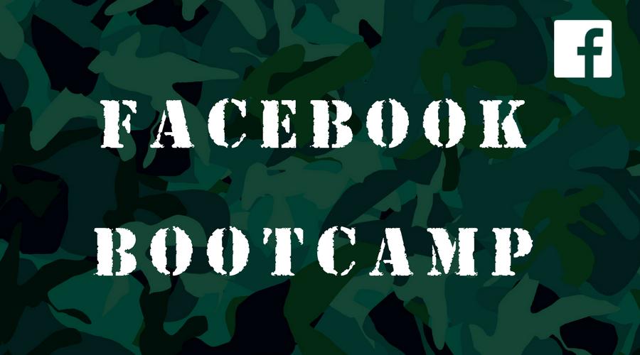 Facebook Bootcamp