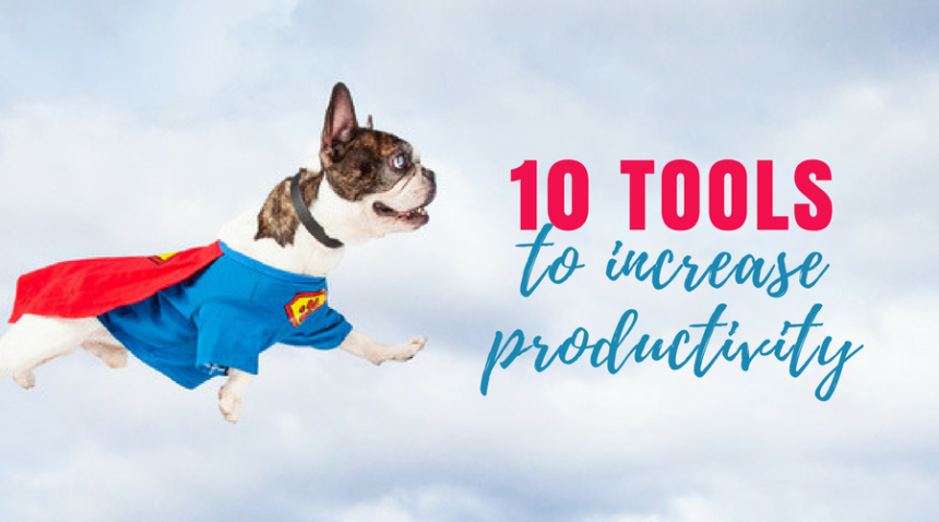 10 Tools for Small Business Owners to Maximise Productivity
