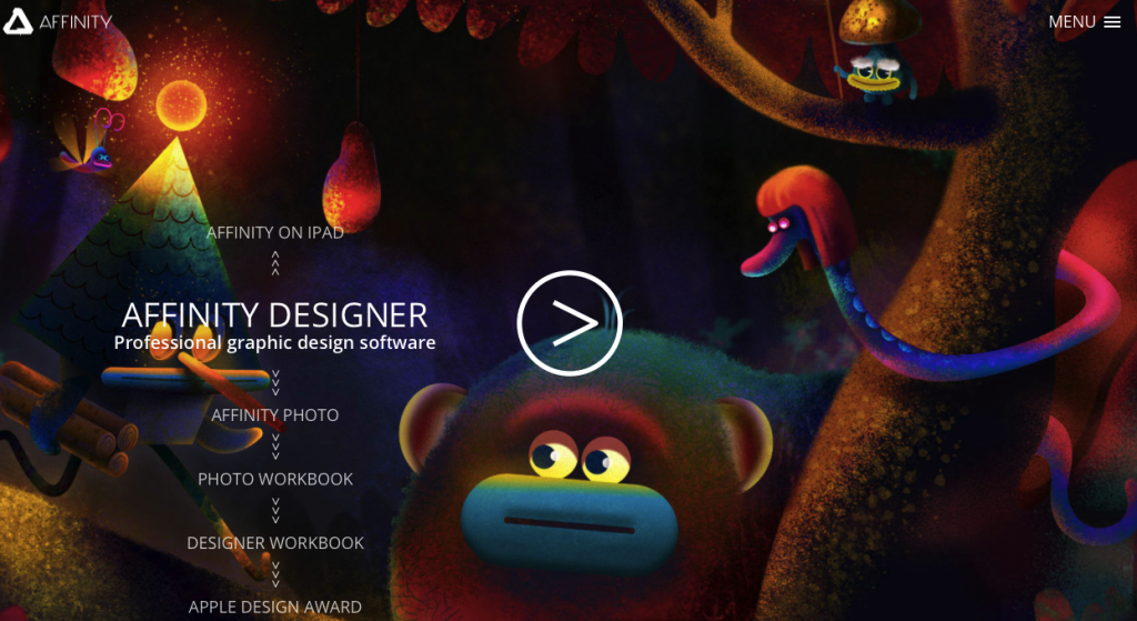 10 Tools for Small Business Owners to Maximise Productivity - Affinity Designer