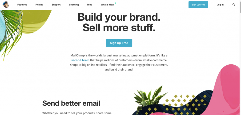 10 Tools for Small Business Owners to Maximise Productivity - Mailchimp