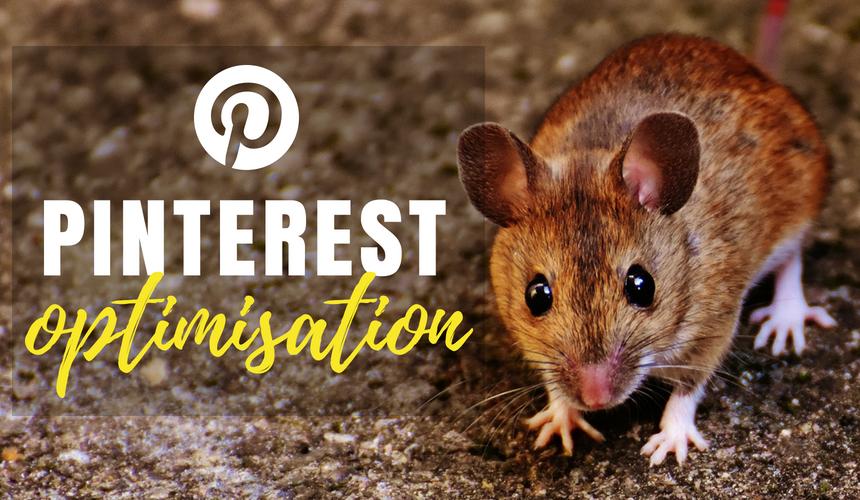 Optimising Your Pinterest Account