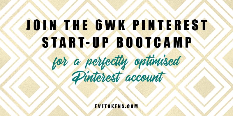 Pinterest Start Up Bootcamp