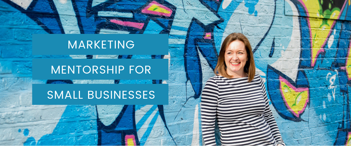 MARKETING MENTORSHIP FOR SMALL BUSINESSES